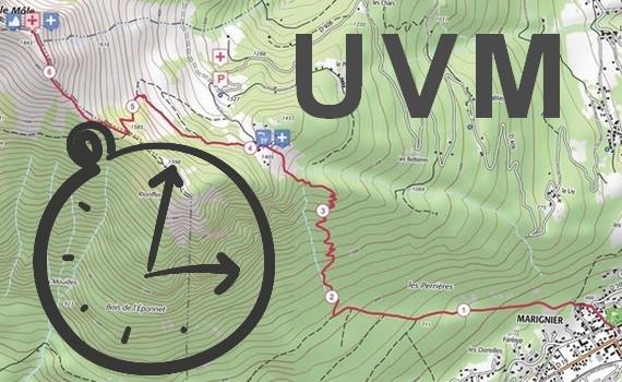 Ultra Montée du Môle - Heure de départ 9h30